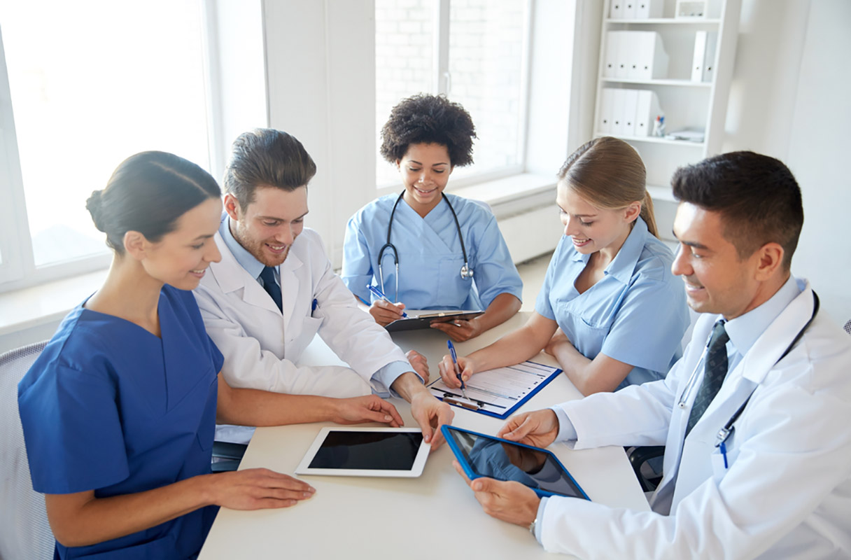 Group of provider collaborating