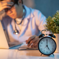 5 Simple Ways to Combat Stress and Physician Burnout