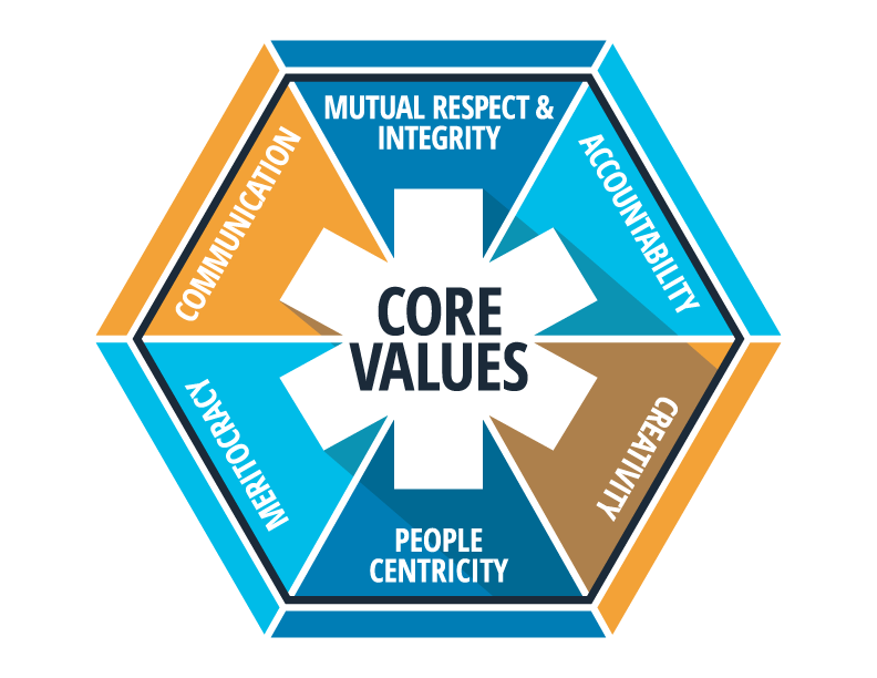 Medicus' core values