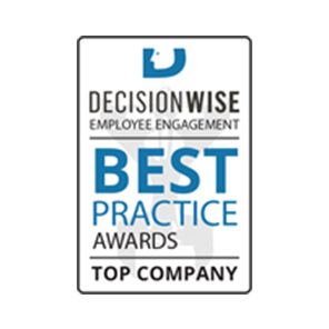 DecisionWise Best Practice award